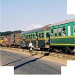 Train Manakara-Fianarantsoa